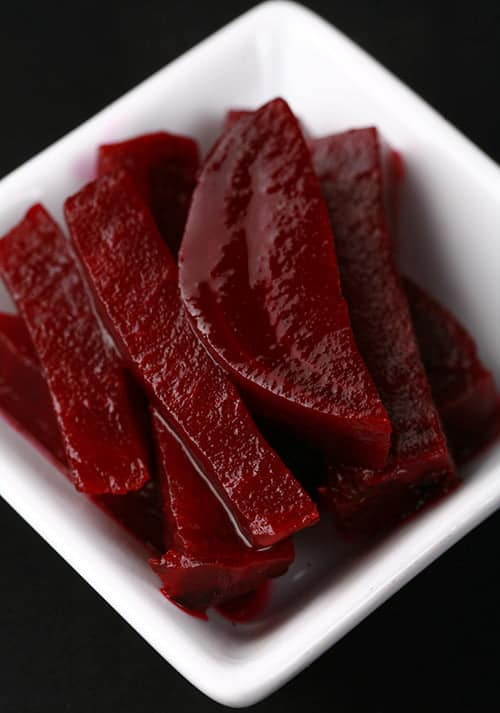AIP Quick Pickled Beets