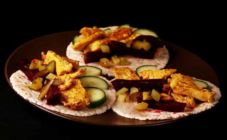 AIP Paleo Chicken Shawarma