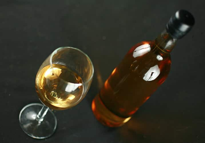 Homemade Banana Wine