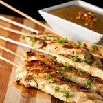 Gluten-Free Chicken Satay