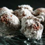 Gluten-Free Chai Doughnut Holes