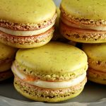 Hoppy Citrus French Macarons