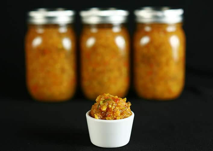 Hopped Dill Pickle Relish