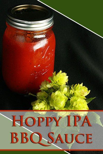 Hoppy IPA BBQ Sauce