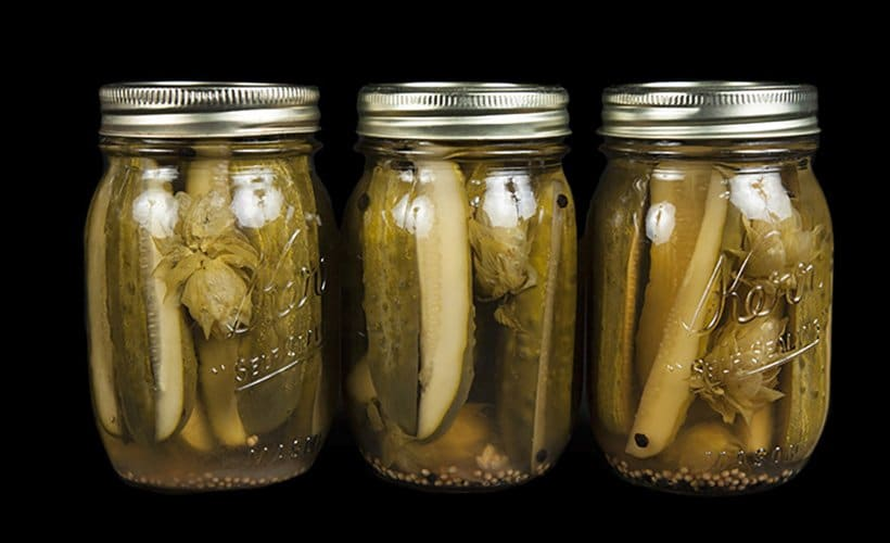 Hoppy IPA Pickles