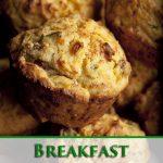 Breakfast Corn Muffins