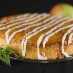 Mango Mojito Upside Down Cake