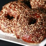 Pumpernickel Everything Bagels