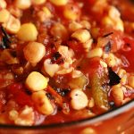 Roasted Corn Salsa for Canning