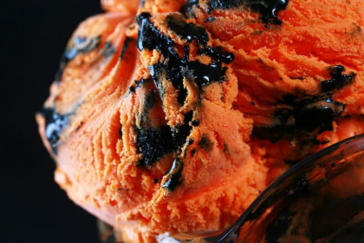Tiger Tail Ice Cream Recipe