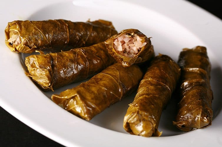 Paleo Stuffed Grape Leaves Aip Celebration Generation