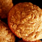Healthier Apple Oatmeal Muffins