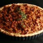 Gluten Free French Onion Soup Tart