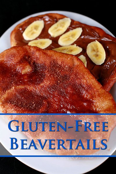 Gluten Free Beaver Tails