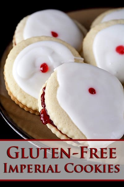 Gluten-Free Imperial Cookies