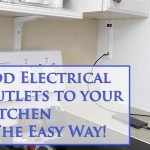 Add Electrical Outlets to your Kitchen - The Easy Way!