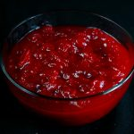 Orange-Ginger Cranberry Sauce