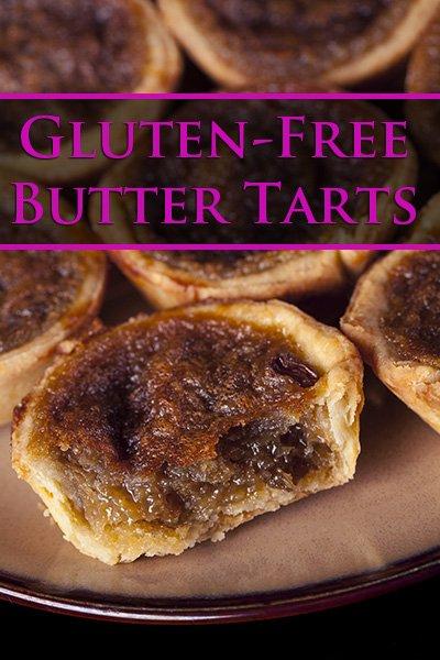 Gluten-Free Butter Tarts