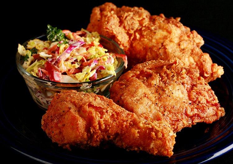 Gluten-Free Fried Chicken