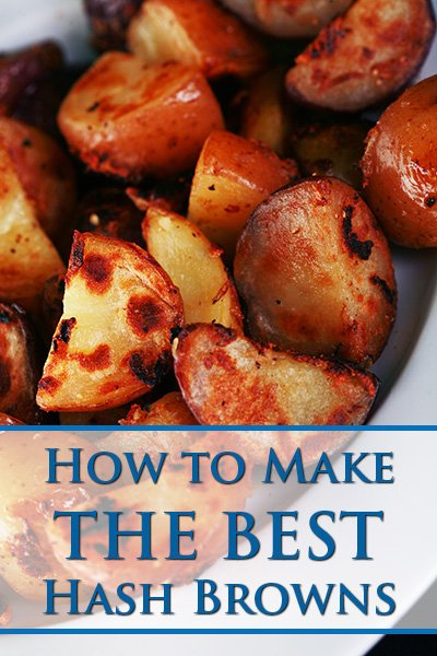 The BEST Hash Browns